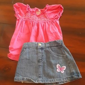 Outfit for toddler
